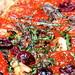 Marinara pizza, Zero Otto Nove, Belmont, Bronx