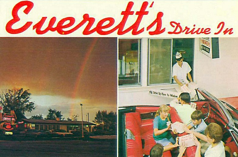 Everetts Drive In West Stadium Ann Arbor Michigan Flickr - Map of us 23 in michigan
