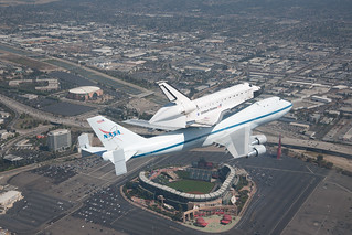 Endeavour over the Los Angeles Area (ED12-0317-047) | by NASA HQ PHOTO