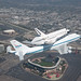 Endeavour over the Los Angeles Area (ED12-0317-047)