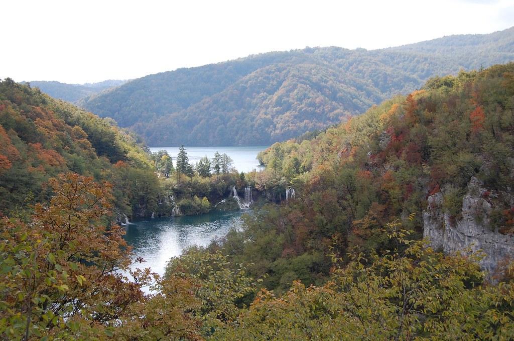 Lagos de Plitvice en Otoño