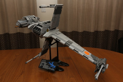 10227 B-wing Starfighter Review - 8 | by fbtb