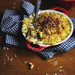 Baked Macaroni and Cheese with Walnuts and Paprika