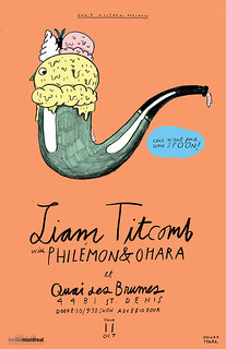 LIAM TITCOMB POSTER | by Ohara.Hale