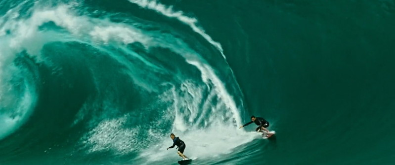 Point Break Wave Location