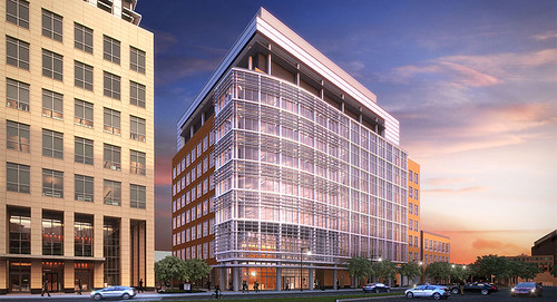 610 Main Street North Renderings