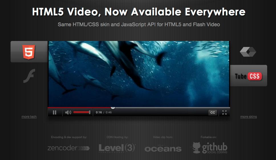 Incrustar videos a páginas web con video.js HTML5 y Javascript
