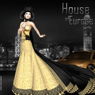 House of Europe - Luxe Woman Vendor | by Wicca Merlin / Wicca's Wardrobe