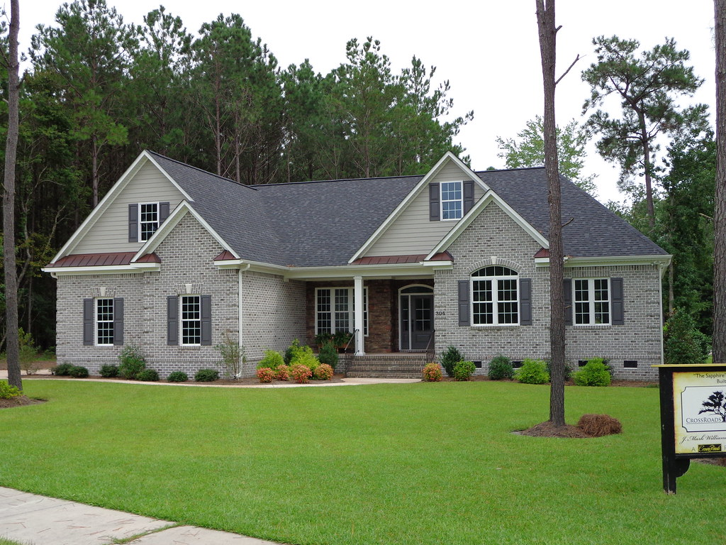 Ashland Oversize(6) | White Mortar | Palmetto Brick | Flickr