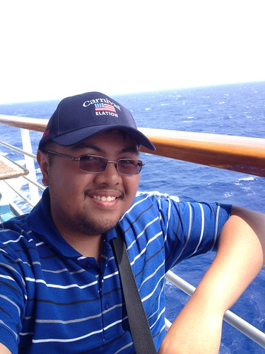 Day 7: 2nd Fun Day At Sea Aboard Carnival Elation Cruise (8-29-12) Photo #1 | by 54StorminWillyGJ54