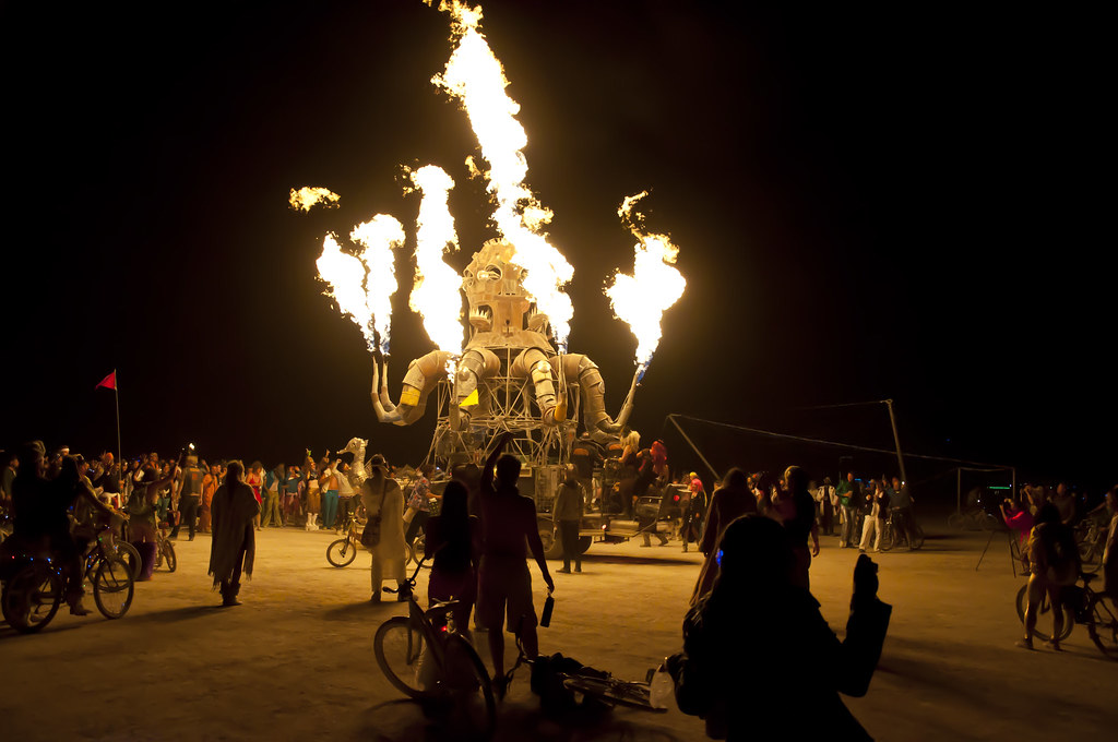 Designing Burning Man