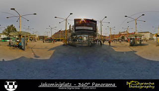 Jakominiplatz - 360° Panorama | by Pyranha Photography | 1250k views - THX