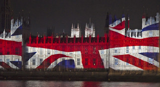 The Union Flag on the Palace of Westminster | by Hawkeye2011