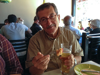 Dad is skeptical about this whole calamari thing | by phil dokas