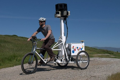Google Street View trike | by City of Boulder