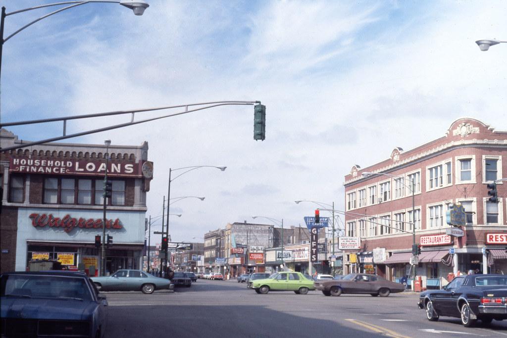 West 63rd Street At Western Avenue Description View