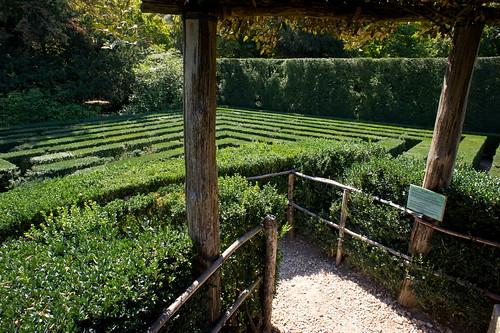 Labirinto Of Giardino Valsanzibio Scarlatti24 Flickr