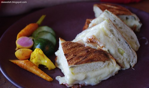 Grilled Cheese at Hog Island Oyster | by deeeelish