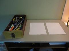 pen drawer overhaul - begin
