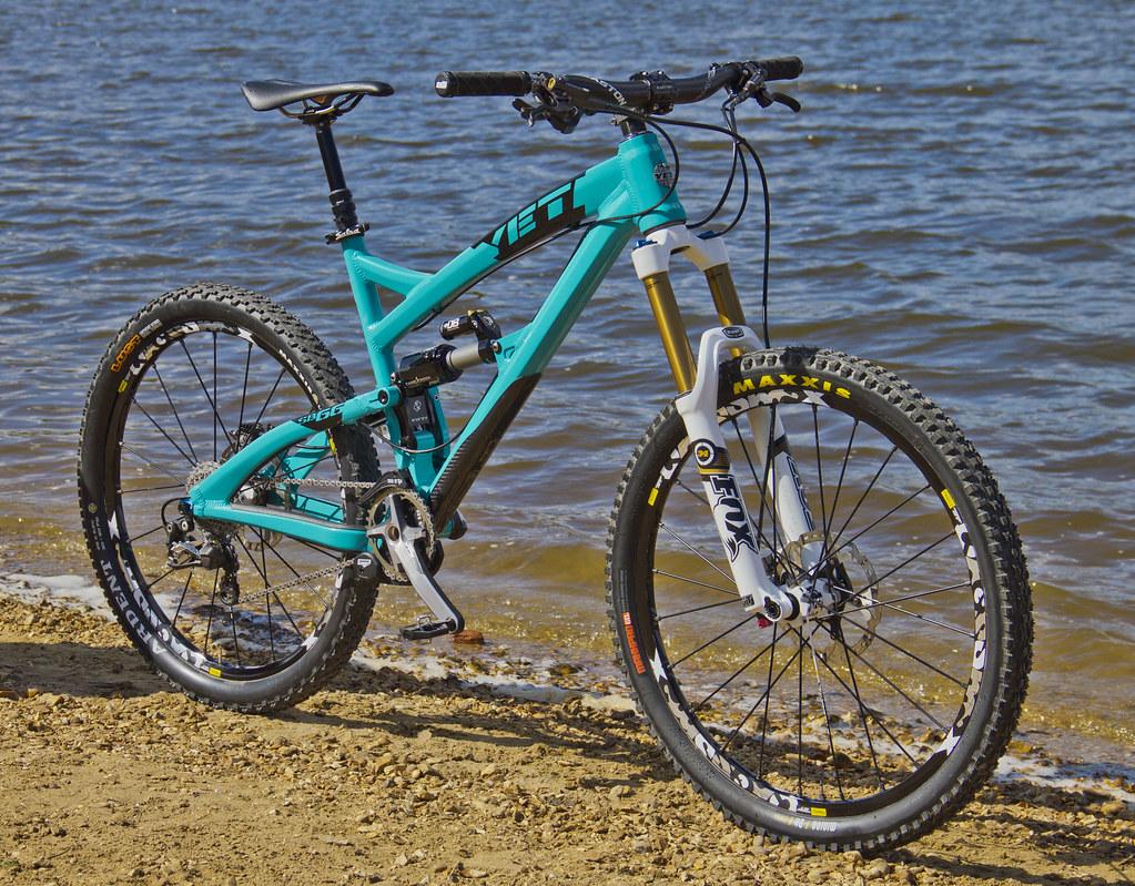 Yeti SB-66   Weight: 31 lb Frame: Medium Shock: Cane Creek D…   Flickr