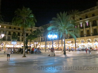 Plaça Reial | by Shoot First, Eat Later
