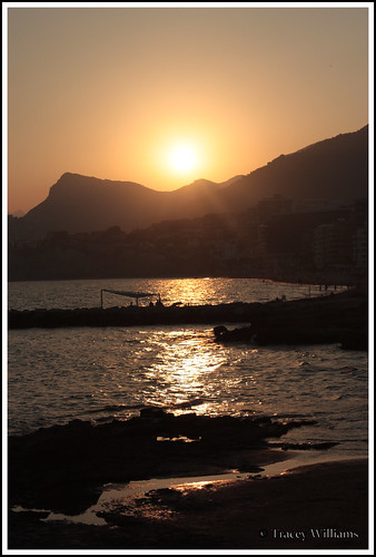 Sunset on Calpe | by TraceyWilliamsPhotography
