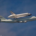 Space Shuttle Endeavour and the NASA 747 Shuttle Carrier Aircraft (SCA)