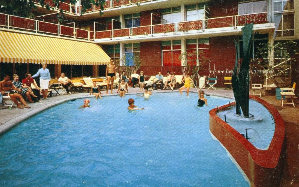 Bel Air Motor Hotel St Louis Mo 4630 Lindell Blvd