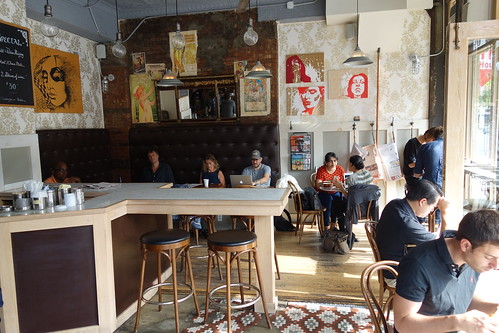Ost Cafe | E 12th St | East Village | by Project Latte - Cafe Culture