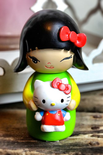 Hello Kitty Momiji Message Doll | by Cute Cottage Overload