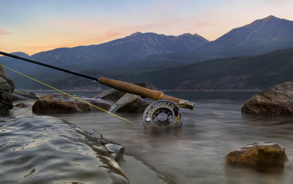 Bc fly fishing kootenay lake fly fishing don 39 t bother for Fly fishing jobs