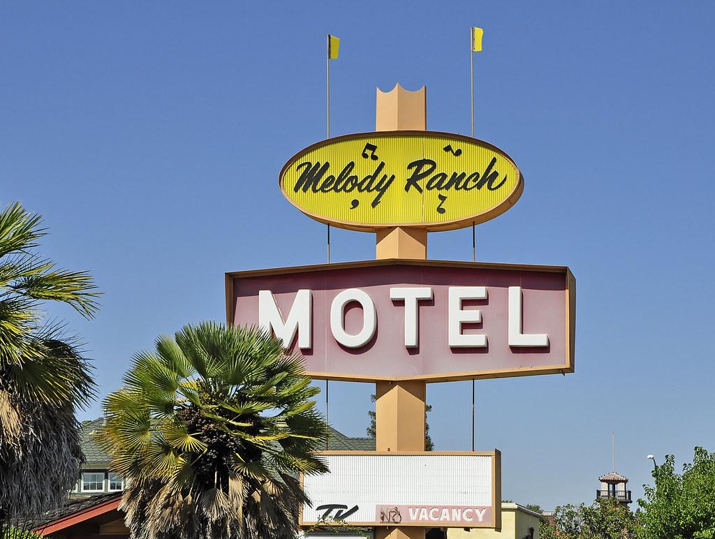 Melody Ranch Motel Paso Robles Ca