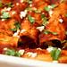 zucchini goat cheese enchiladas 8