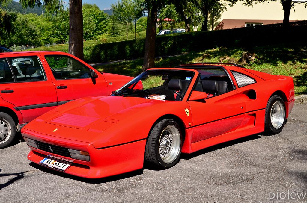 Ferrari Koenig Specials 328 Gts More Pictures Of Sportwage Flickr