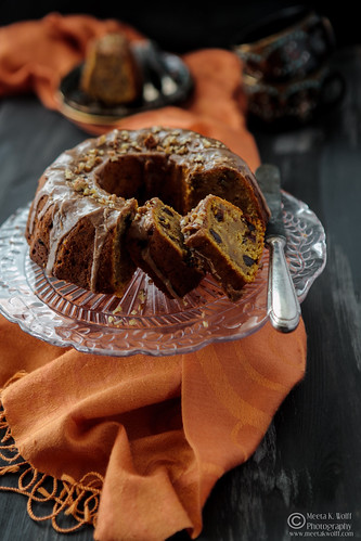 Pumpkin All Spice Babka with Cinnamon Frosting by Meeta K. Wolff (0024) | by Meeta Wolff @ What's For Lunch, Honey?