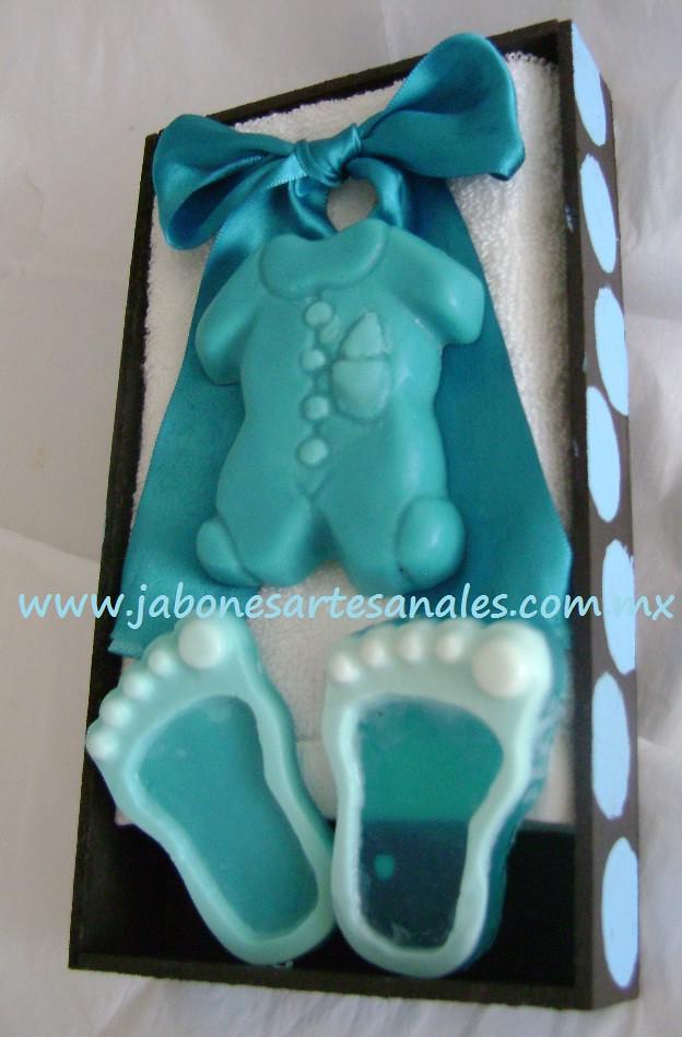 Jabones Artesanales Bautizo.Jabones Baby Shower Jabones Decorativos Bautizo Lada Sin C