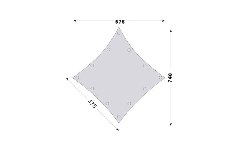 ノルディスクーNORDISK KARIDiamondーカリダイアモンド20