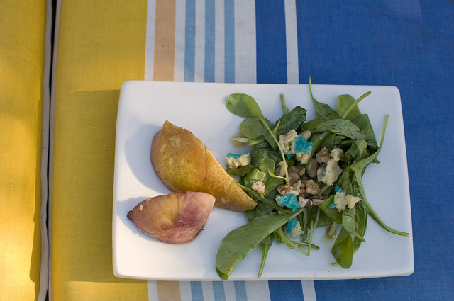 cerulean cheese salad
