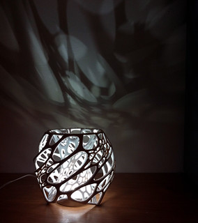 Cellular Lamp by Nervous System | by nervous system