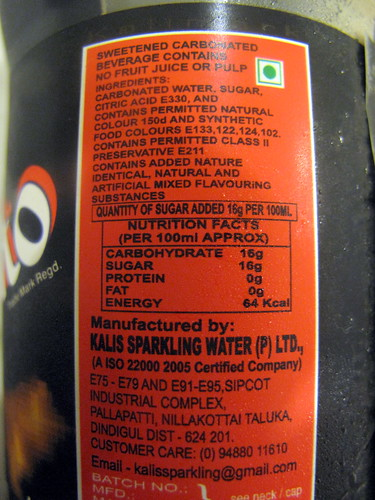 coca cola and kali aerated water Water is a top priority for coca-cola it is a key ingredient in all our products packaged food, aerated soft drinks, packaged drinking water and also.
