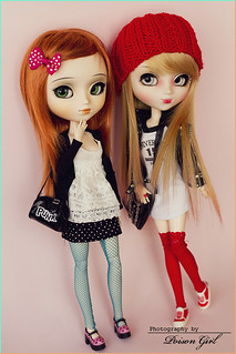 ~ Gillian & Scarlett ~ | by -Poison Girl-