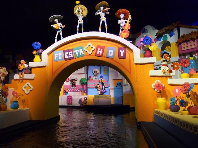 Gran Fiesta Tour Starring The Three Caballeros Flickr