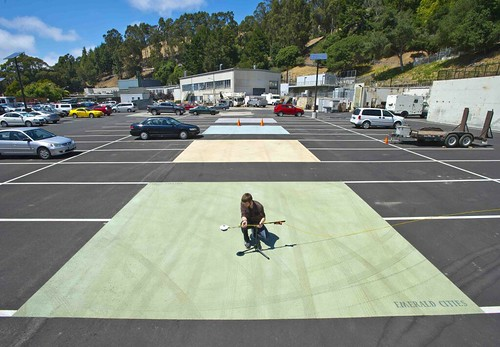 Cool Pavement Research | by Berkeley Lab
