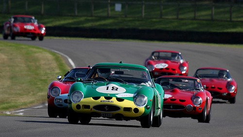 Goodwood Revival 2012 - Ferrari 250 GTO`s | by PSParrot