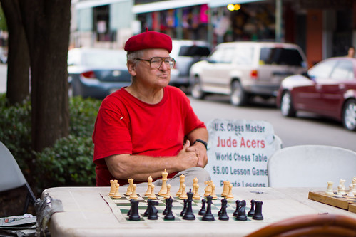 Chess master | by buy_aapl