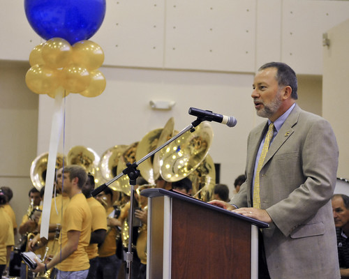 Homecoming Kick Off Pep Rally 2012 | by UT-Chattanooga