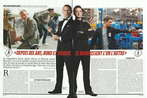 Jeremy renner / Daniel Craig | by beudoing