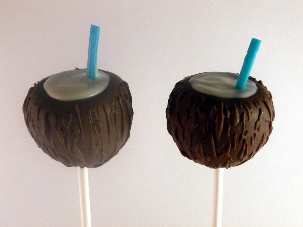 What Are Cake Pops Made Of