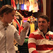 Kristen McNally and Charlie Davies at the Ralph Lauren Young Friend Insider event