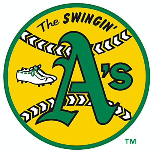 The SWINGIN' A's rout Rangers to win wild, wild West | by S.R. Breitenstein